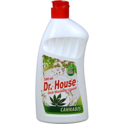 Dr. House na mytí nádobí Cannabis 500 ml