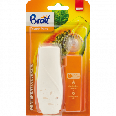 Brait mini spray Exotic fruits 10 ml