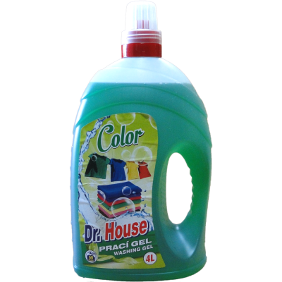 Dr. House gel na praní Color 4 L