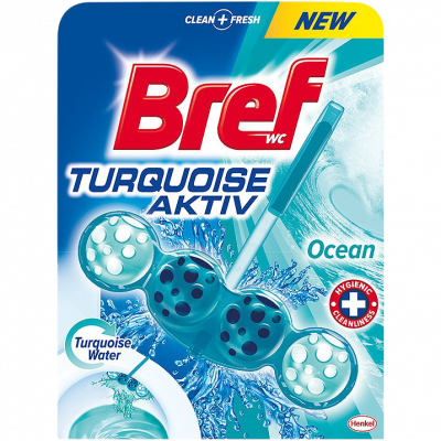 BREF turquoise active Ocean Turquoise Water (tekoucí) 50 g