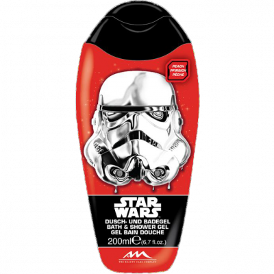 Disney sprchový gel a pěna Star Wars 200 ml