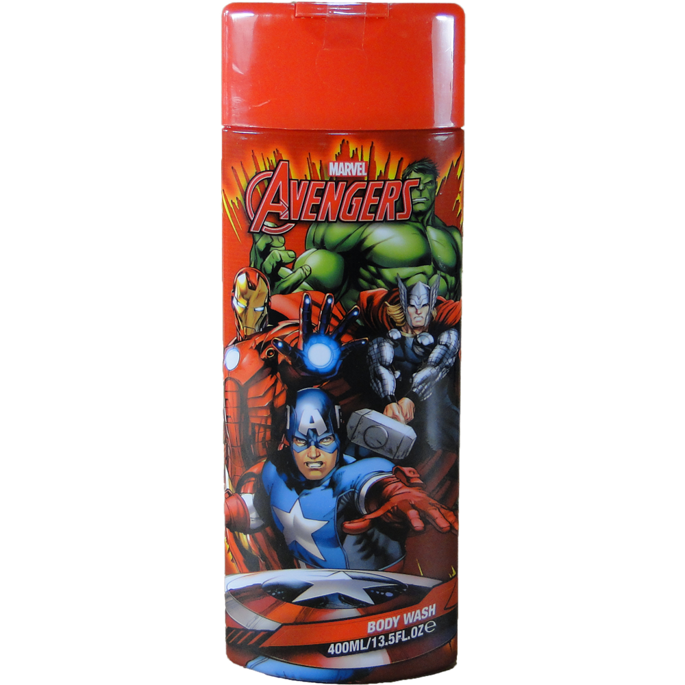 Marvel Heroes sprchový gel 400 ml