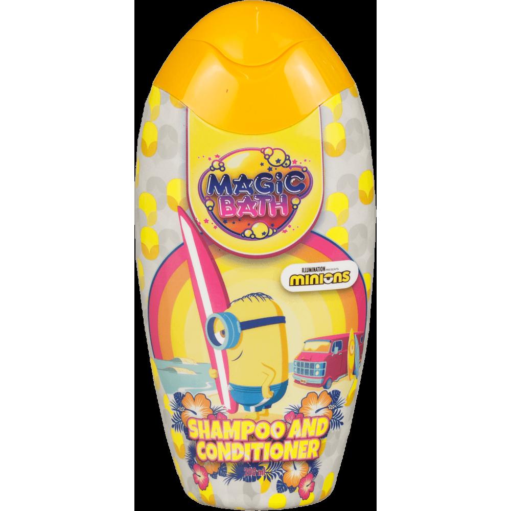 On line kids 2v1 šampón a sprchový gel NEW Milk 250 ml
