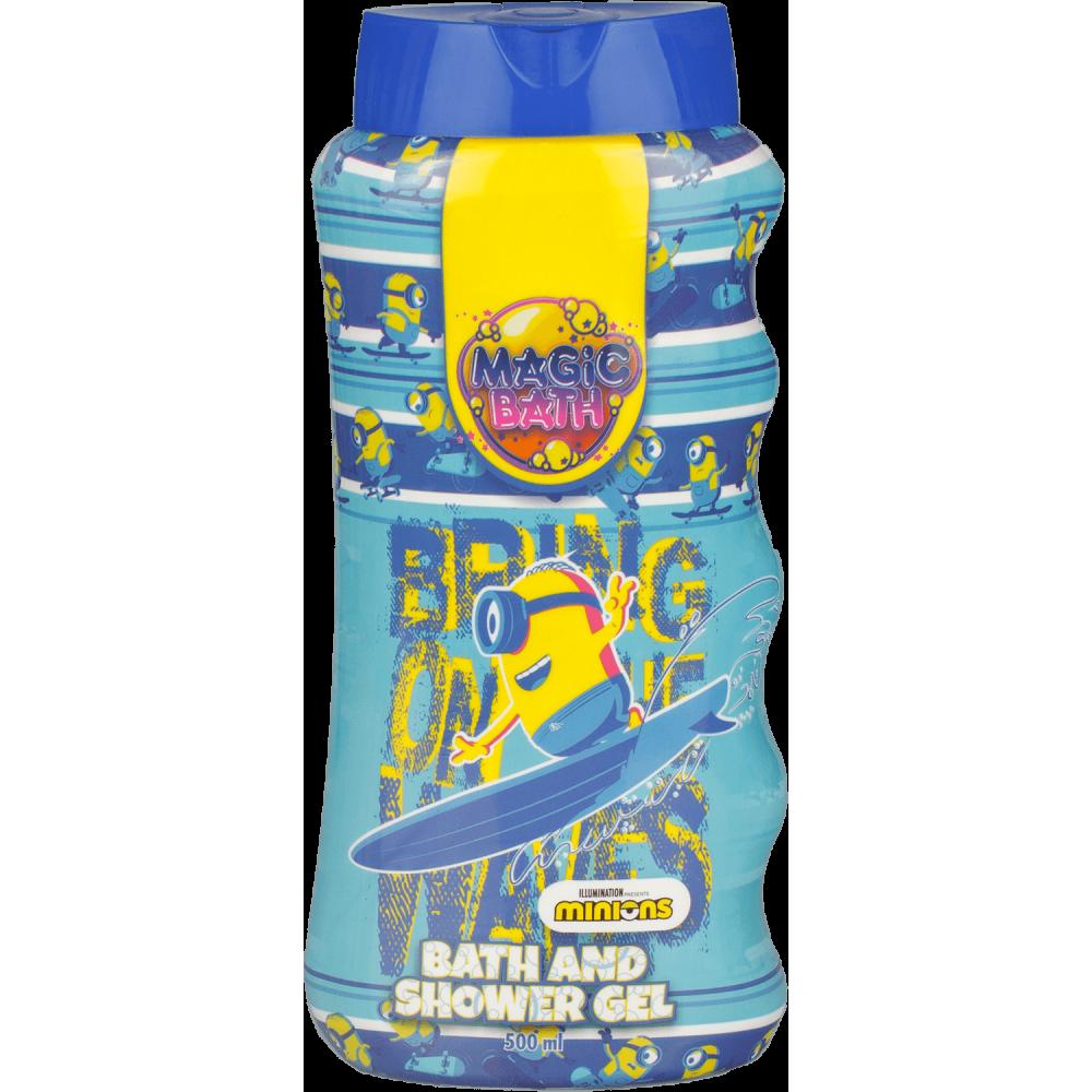 Superman sprchový gel a pěna do koupele 400 ml