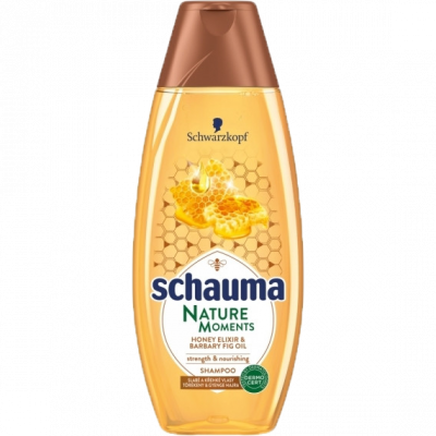 Schauma Nature moments Honey elixir 400 ml