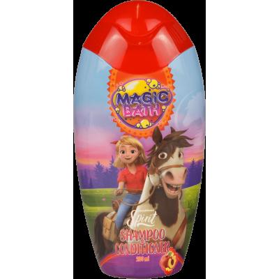 SANTORO Gorjuss pěna a sprchový gel RUBY 500 ml
