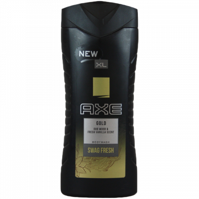 AXE sprchový gel Gold swag fresh 400 ml