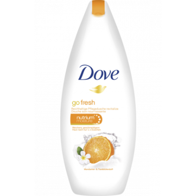 Dove sprchový gel Revitalize Mandarinka 250 ml