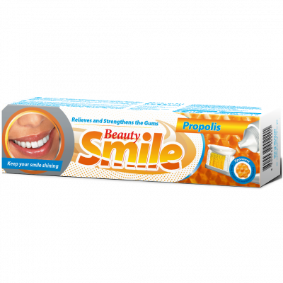 Smile Beauty zubní pasta PROPOLIS 100 ml