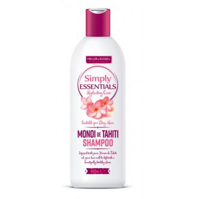 Simply Essentials šampon Monoi de Tahiti 400 ml