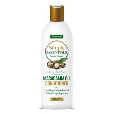 Simply Essentials kondicioner  Macadamiový olej 400 ml