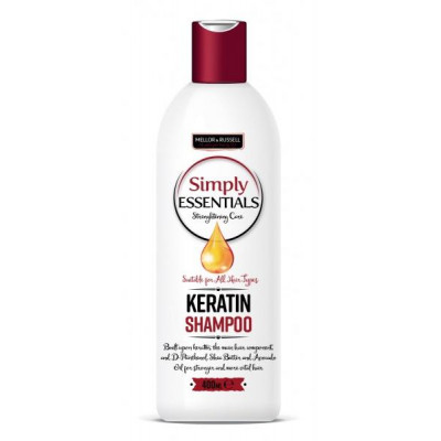 Simply Essentials šampon Keratin 400 ml