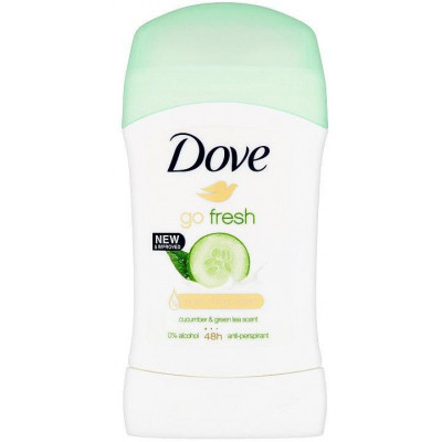 Dove deo stick go fresh cucumber 40 ml