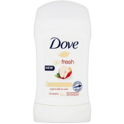 Dove deo stick go fresh apple 40 ml