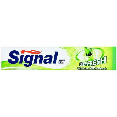 SIGNAL zubní pasta Deep Fresh Lime mint 75 ml