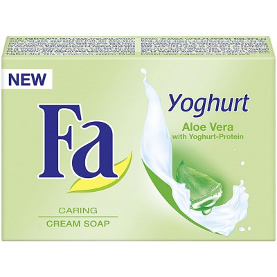 FA mýdlo yoghurt aloe vera 90 g