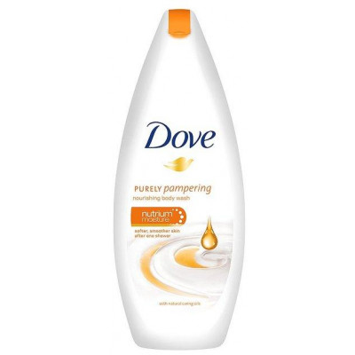 Dove sprchový gel Caring oils 250 ml