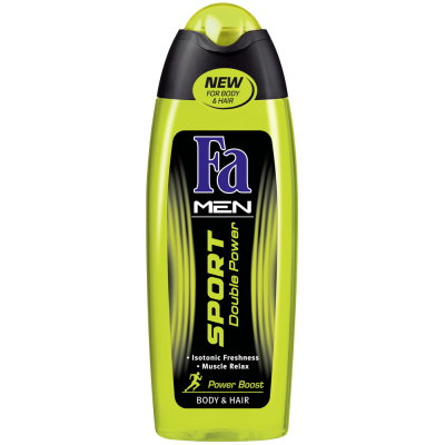 Fa sprchový gel Sport double power power boost 250 ml
