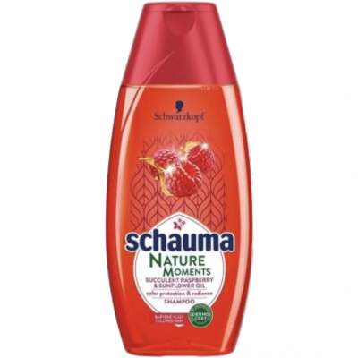 Schauma Nature moments Raspberry 400 ml