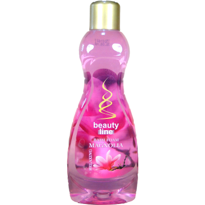 Beauty line pěna do koupele Magnolia 1 L