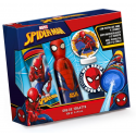 Spiderman set s vodní pistolí, terči a taletní vodou