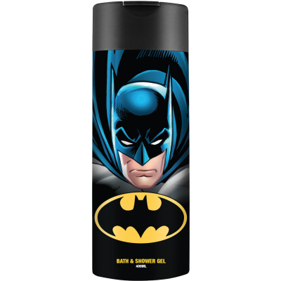 Batman sprchový gel a pěna do koupele 400 ml