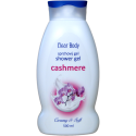 Clear body sprchový gel Cashmere 500 ml