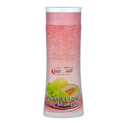 Go&Go ovocný šampon Melon & Grape 250 ml