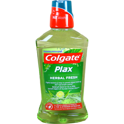 Colgate Plax ústní voda Herbal fresh 500 ml