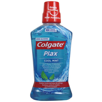 Colgate Plax ústní voda Cool mint 500 ml