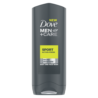 DOVE sprchový gel Sport active + fresh 250 ml
