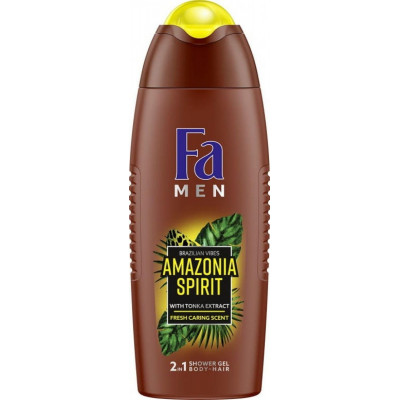 Fa sprchový gel men Amazonia Spirit 250 ml