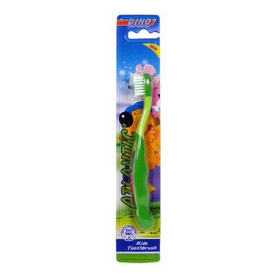 Zubní kartáček dětský Dino