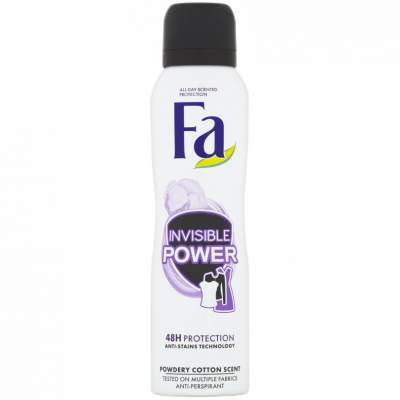 Fa dámské deo Invisible power 150 ml