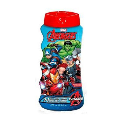 Avengers 2v1 šampon a pěna do koupele 475 ml