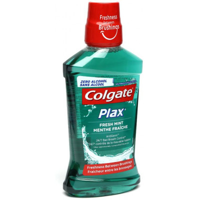 Colgate Plax ústní voda Fresh mint 500 ml