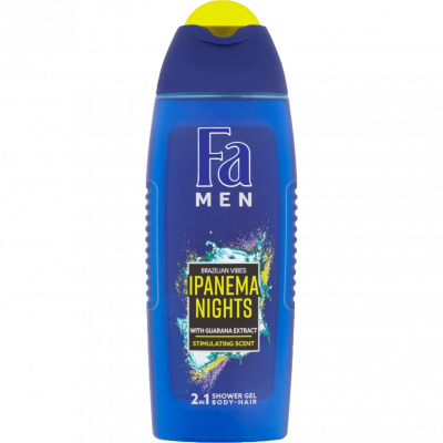 Fa sprchový gel men Ipanema Nights 250 ml
