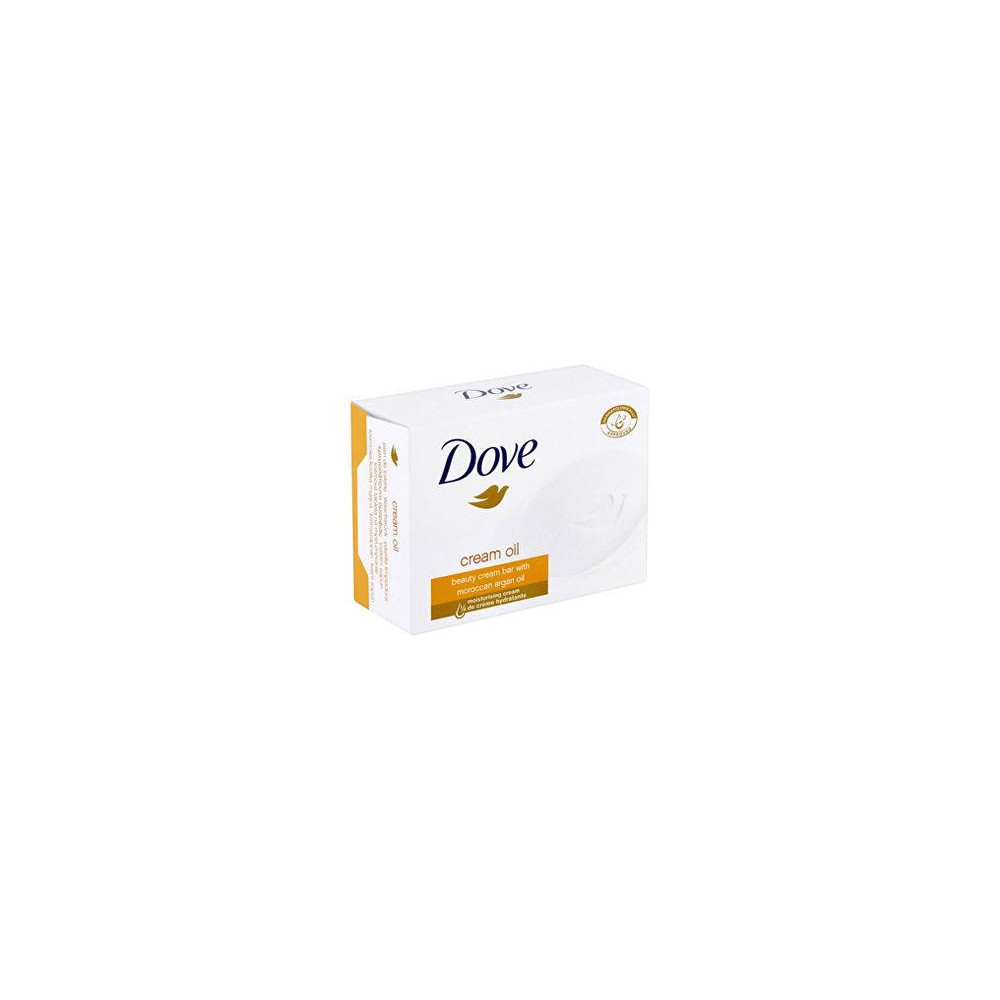 Dove toaletní mýdlo cream argan Oil 100 g
