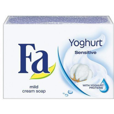 FA mýdlo cream Yoghurt sensitive mild 90 g