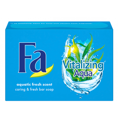 FA mýdlo cream Vitalizing aqua 90 g