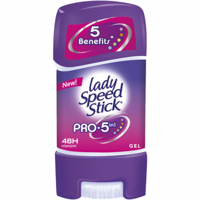 Lady speed stick gel  Pro 5v1 65 g
