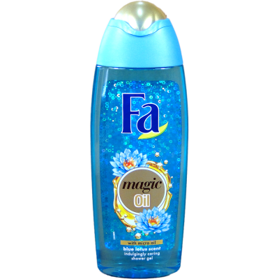 Fa sprchový gel Magic oil Blue Lotus 250 ml
