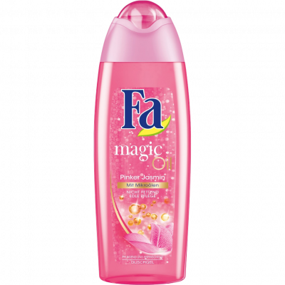 Fa sprchový gel Magic oil jasmín 250 ml