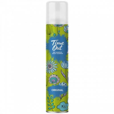 Time out suchý šampon Original 200 ml