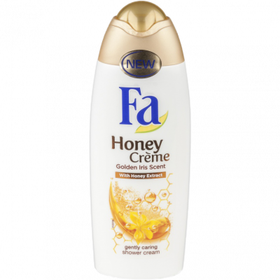 Fa sprchový gel Honey creme 250 ml