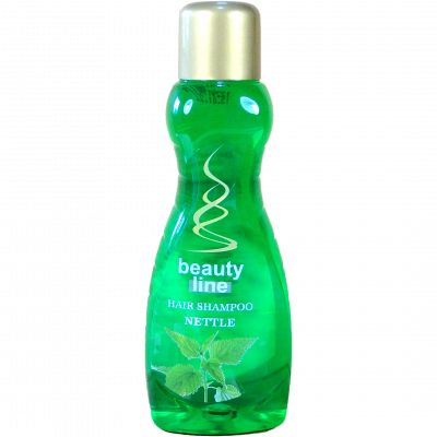 Beauty line šampon na vlasy Nettle (kopřiva) 500 ml