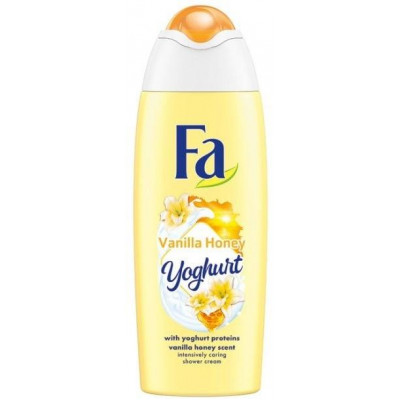 Fa sprchový gel jogurt vanilla honey 250 ml