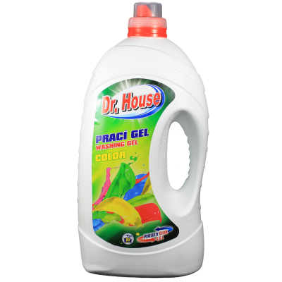 Dr. House gel na praní Color 5,5 L