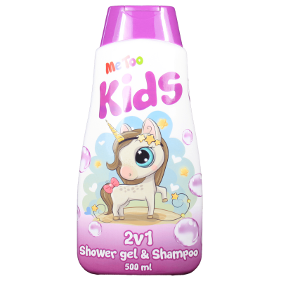 Me Too 2v1 s.g. a šampon Magic Unicorn 500 ml