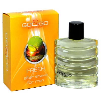 GO&GO voda po holení Fresh 100 ml